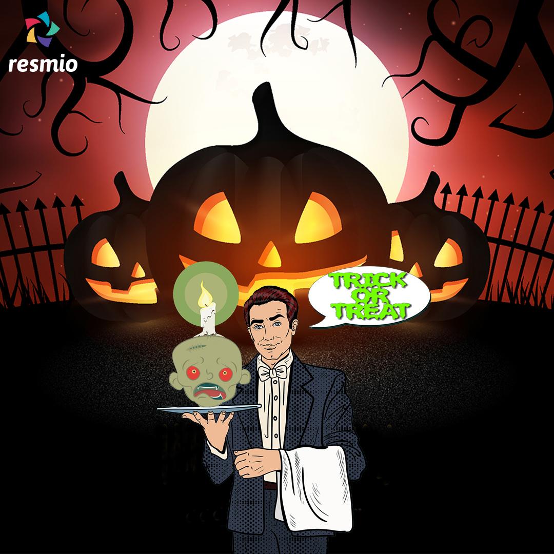 Halloween tips for restaurants