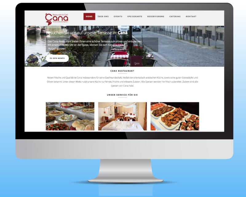 Erfolgreiches Restaurant mit Onlinemarketing