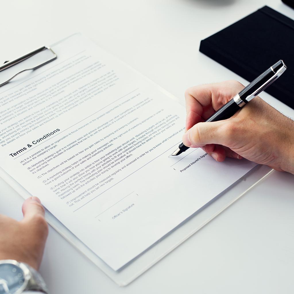 Wie sieht ein Arbeitsvertrag in der Gastro aus?