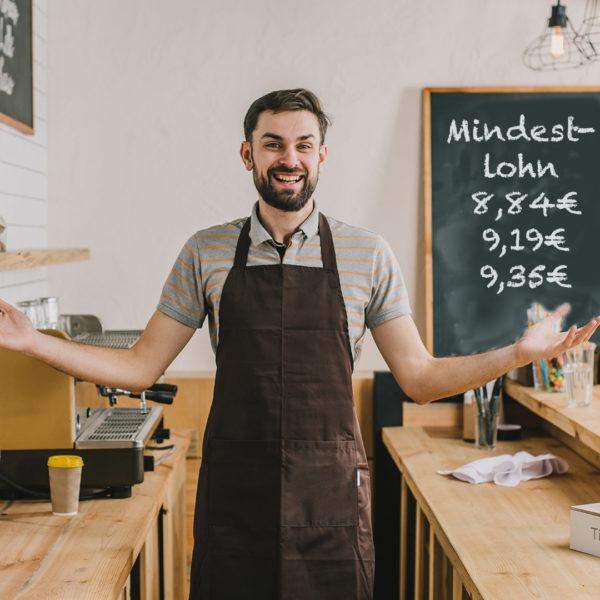 Mindestlohn 2020 - worauf du als Gastronom achten solltest