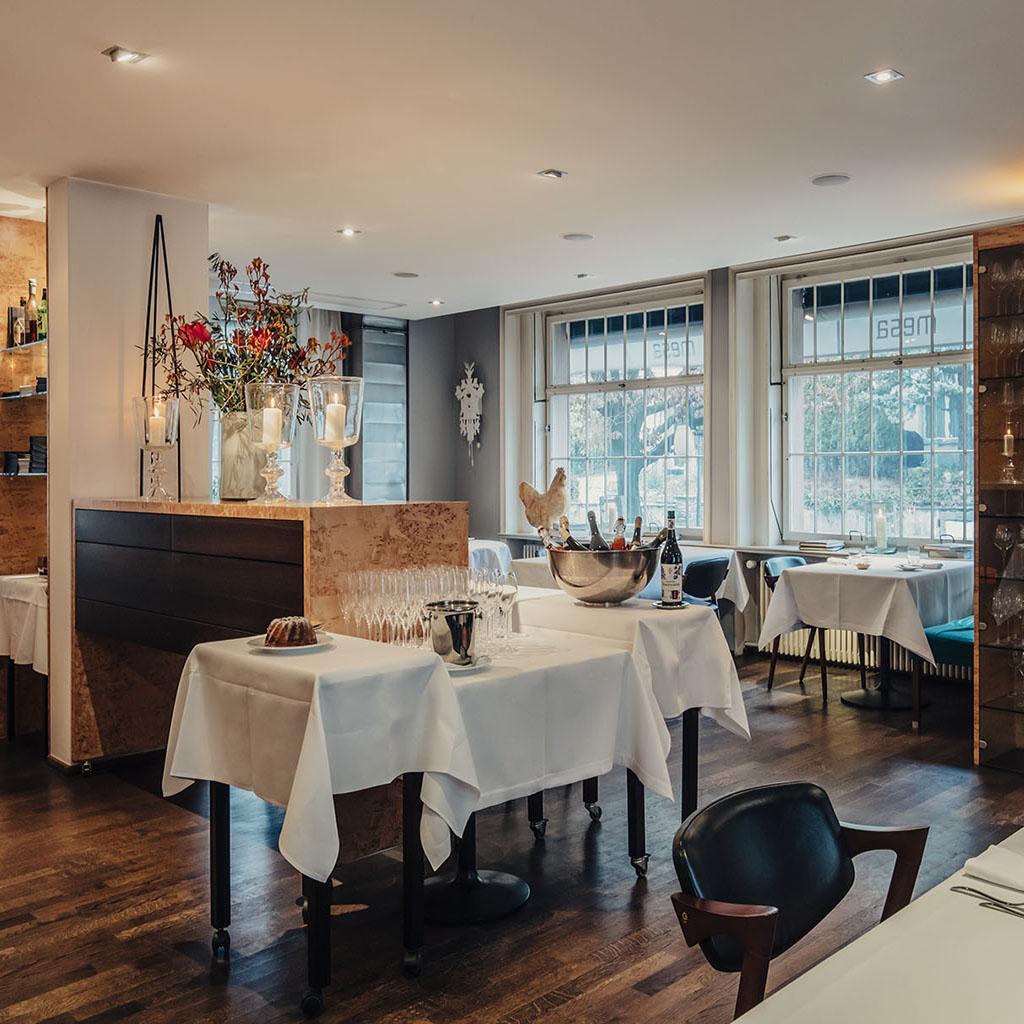 Das Restaurant Mesa nutzt das Reservierungssystem von resmio