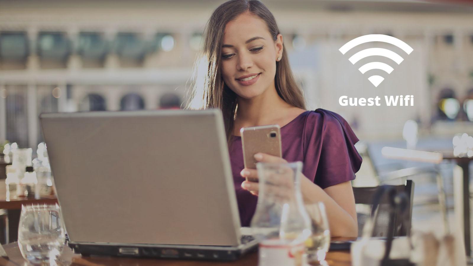 guest wifi restaurant