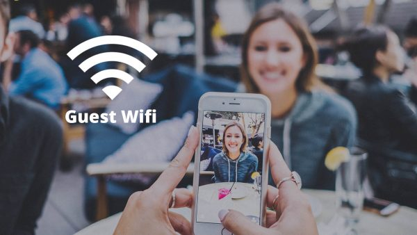 offer your guests free wifi