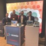 resmio booth internorga 2019