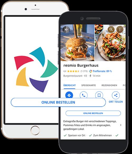google-food-ordering-bespiel