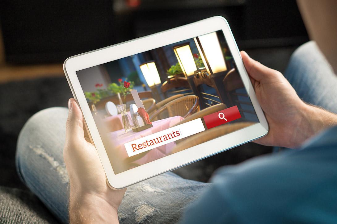 Restaurant-Webseite
