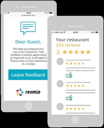 Leave a feedback
