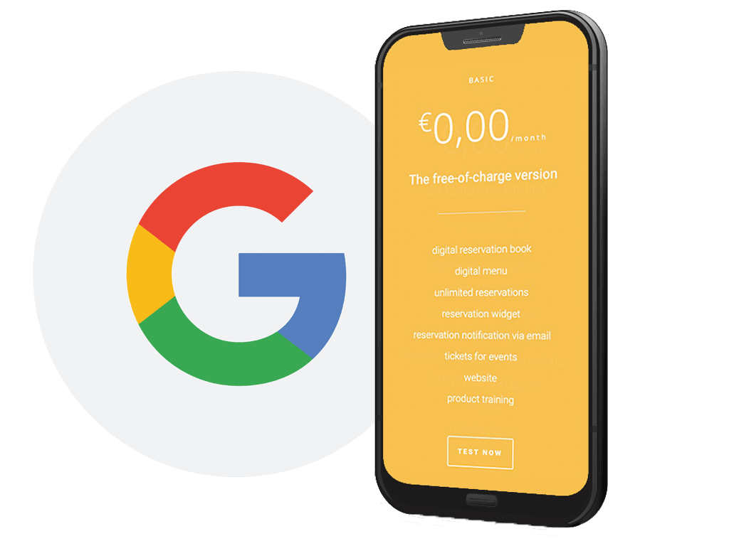 Google Button prices