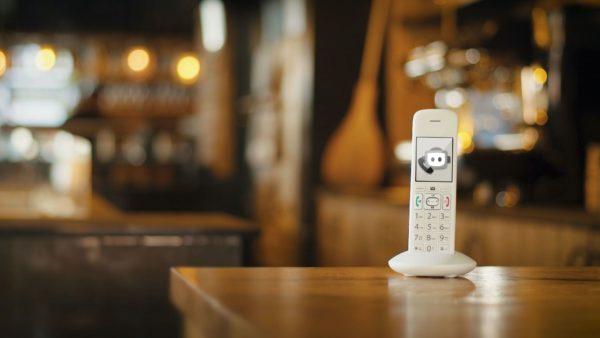 Der Telefonassistent für Restaurants